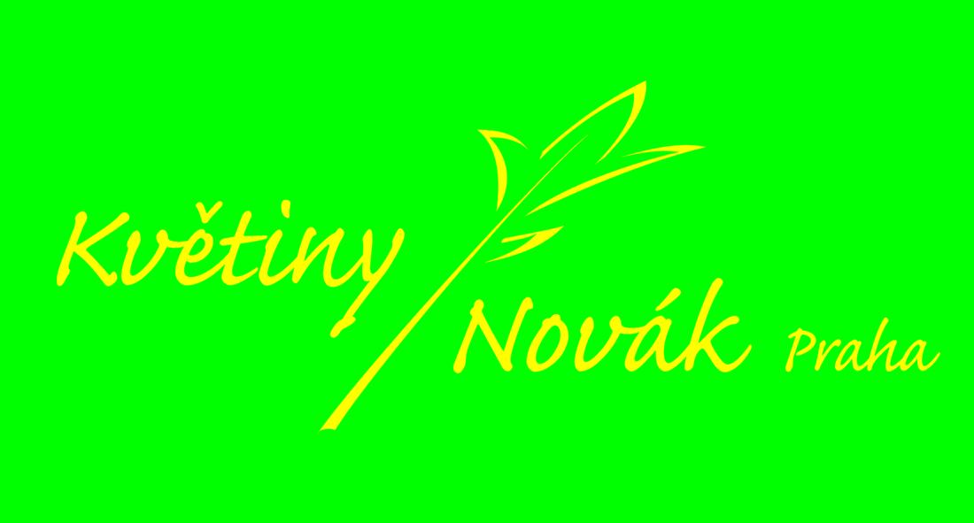 logo Květiny Novák Praha a.s.