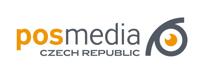 logo POS Media Czech Republic, s.r.o.